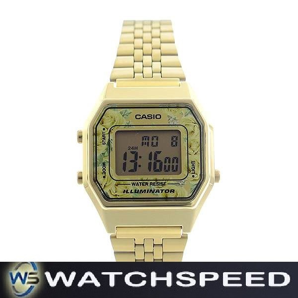 gifts for her singapore casio gold stainless steel ladies' watch