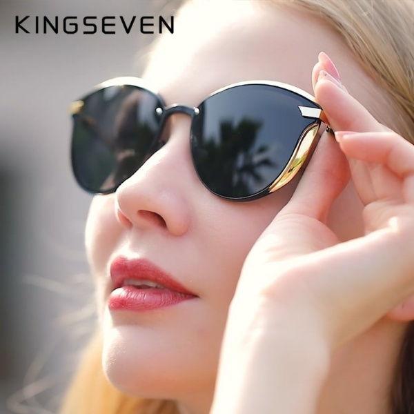 valentine's day kingseven cat eye polarised sunglasses