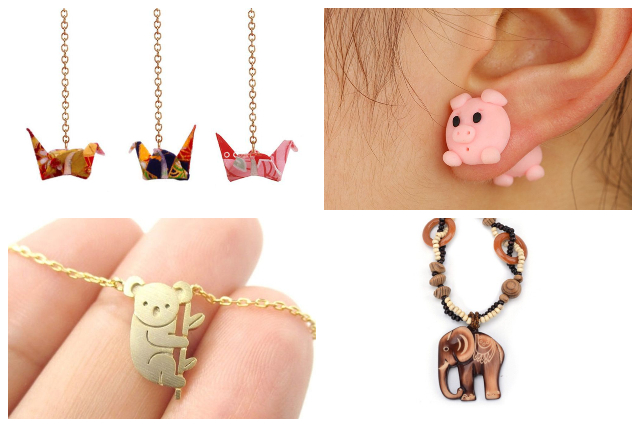 animal handmade jewellery singapore