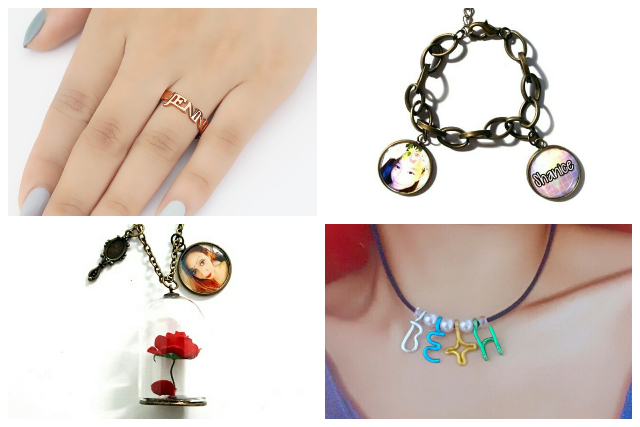 personalised customised handmade jewellery singapore