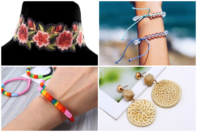 bohemian handmade jewellery singapore