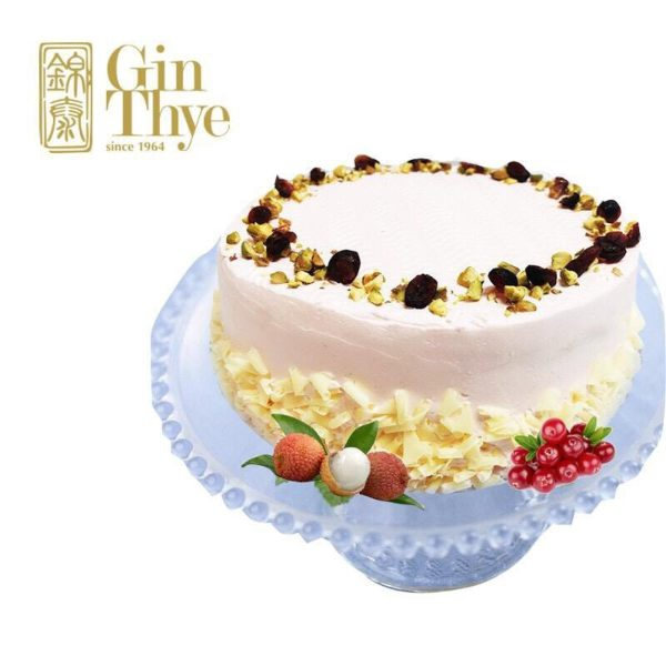 gifts for her singapore gin thye lychee martini cake