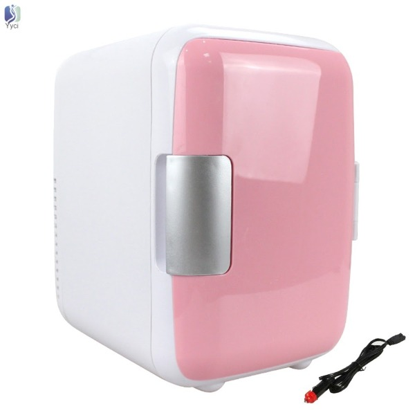 best valentine's day gifts portable mini fridge pink