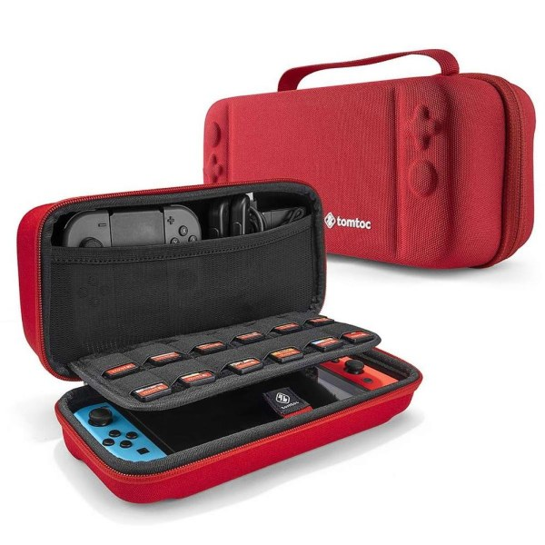 gamer vday gift tomtoc nintendo switch travel case