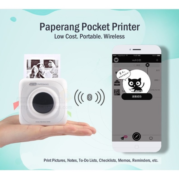 gifts for her singapore valentine's day paperang pocket printer