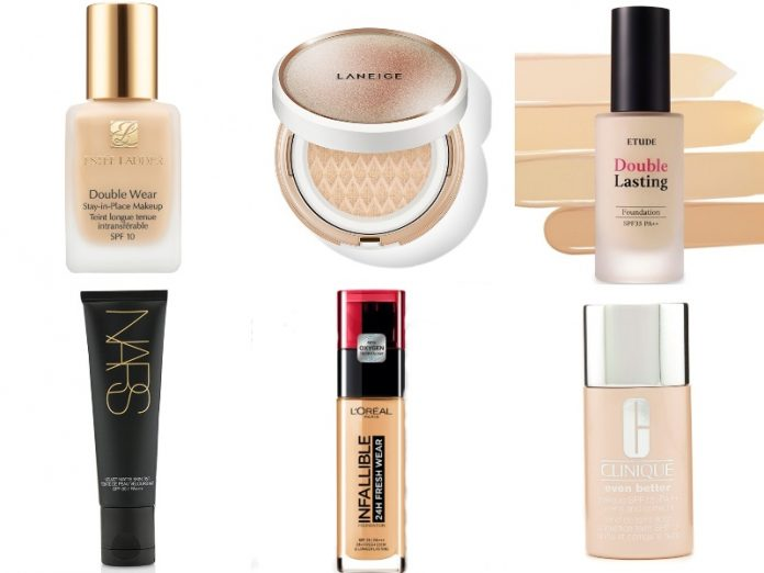best foundation for asian skin