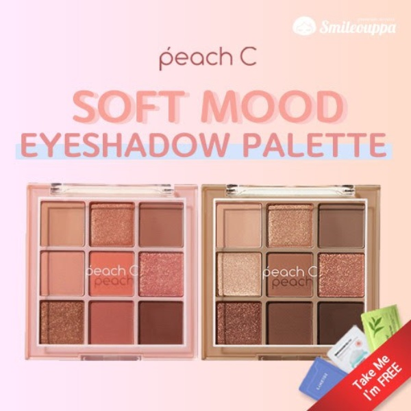 gifts for her singapore valentine's day peach c soft mood eyeshadow palette
