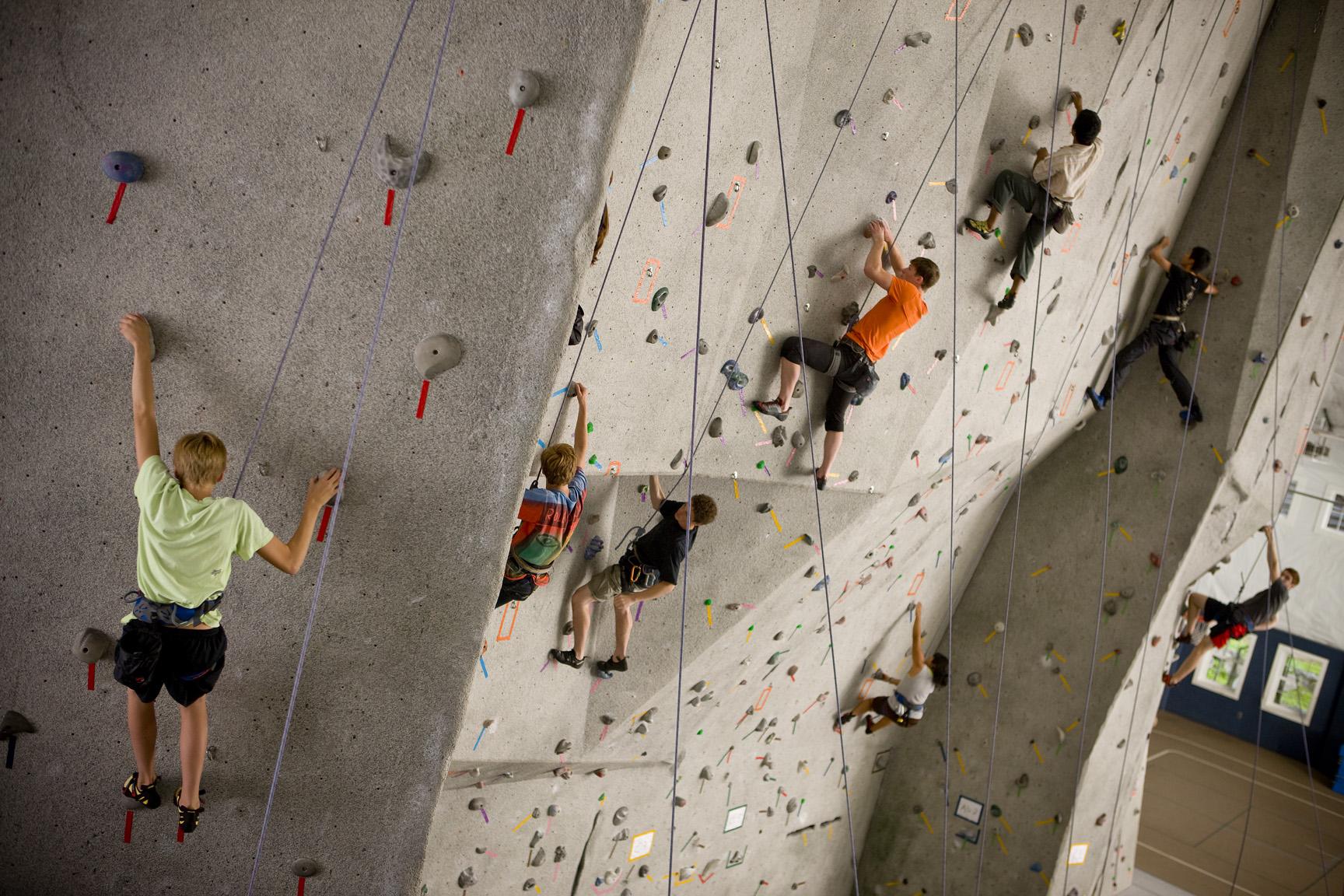 rock climbing couple activities singapore