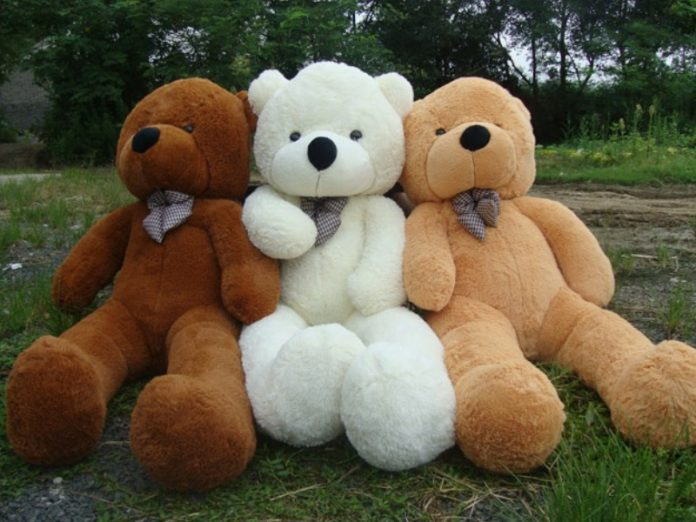 bear plush toy singapore