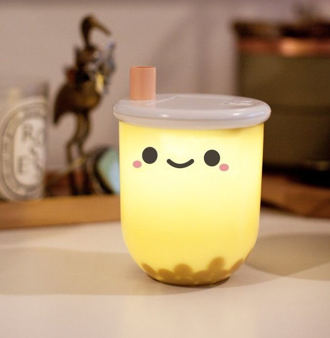 bubble tea ambient light shopee