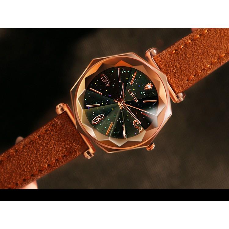 Geometric Quartz Watch