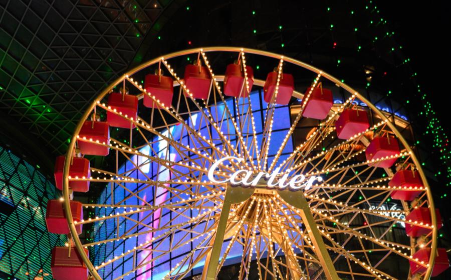 Cartier Ferris Wheel