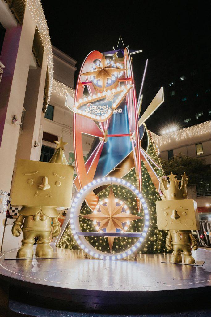 To-fu Oyako In Tomorrowland