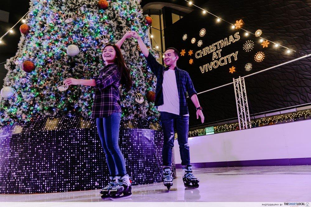 Vivocity Skate Under The Stars