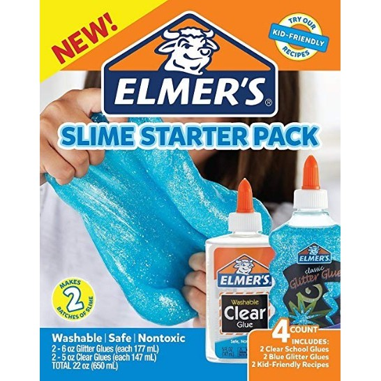 slime starter pack toy in singapore