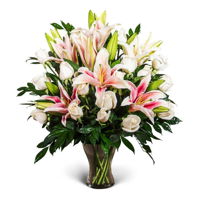 flower chimp lilies best flower delivery singapore