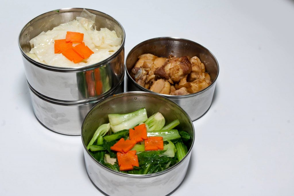 healthy tingkat delivery singapore kck food catering