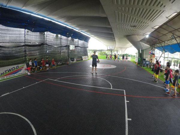 kaki bukit recreation centre indoor basketball courts singapore