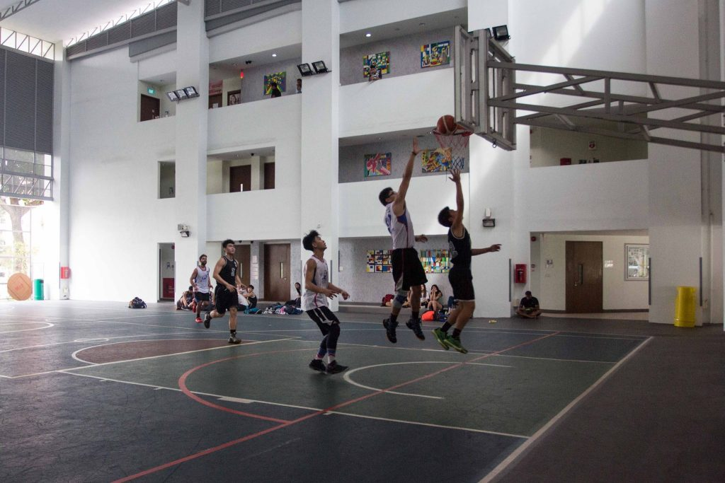 macpherson cc indoor basketball courts in Singapore