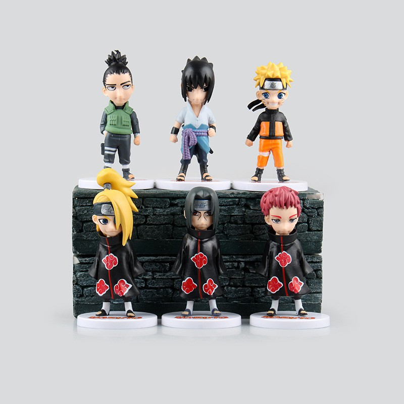 naruto figurine toy singapore