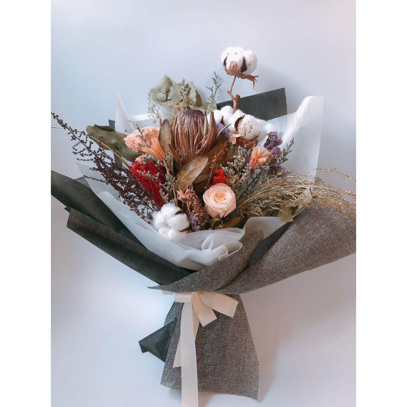 omakase preserved flower delivery singapore