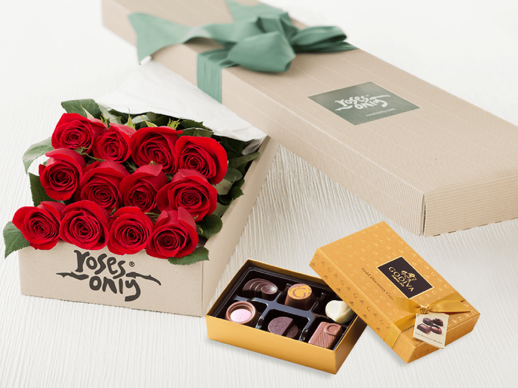 red roses chocolates best flower delivery singapore