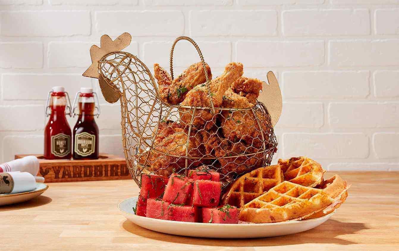 yardbird southern table and bar christmas menu affordable christmas dinner singapore