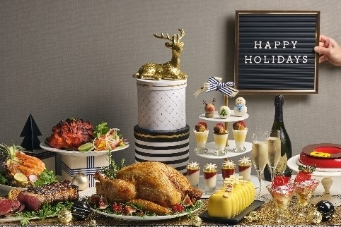 sheraton towers the dining room christmas dinner affordable christmas dinner singapore