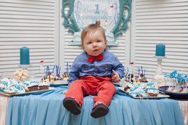 baby boy cake kids birthday party ideas
