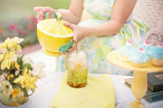 tea party kids birthday party ideas