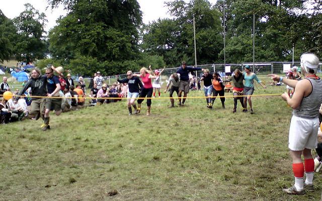 three legged race outdoor party games for kids