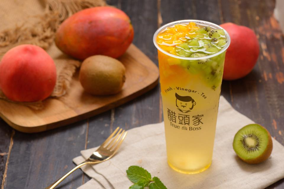 true boss fruit vinegar best bubble tea in singapore