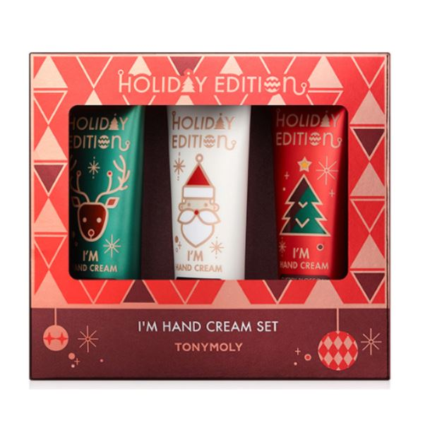 Tony Moly Holiday Edition