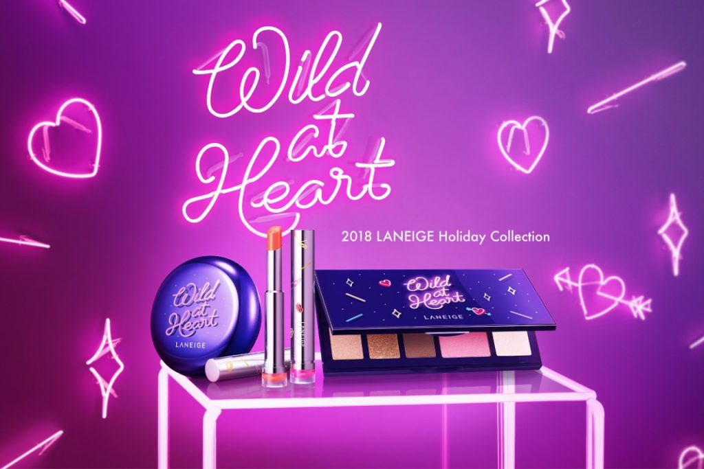 2018 Laneige Holiday Collection