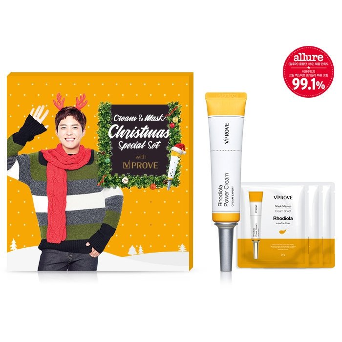 VPROVE Cream and Mask set