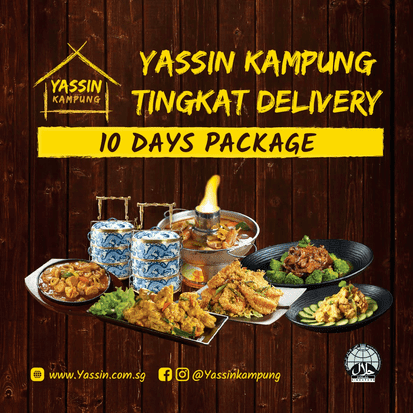 yassin healthy tingkat delivery