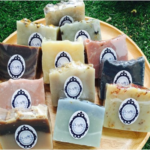 love at first soap lafs cocoa natural handmade soap bar singapor