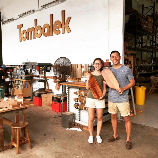 valentine's day ideas singapore tombalek furniture wood making workshop