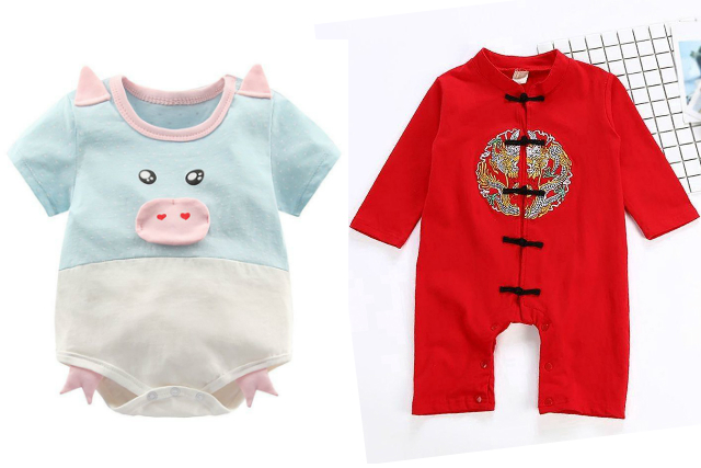 b1b13f08ae14 21 Adorable Baby Outfits Under  8 For CNY This Year
