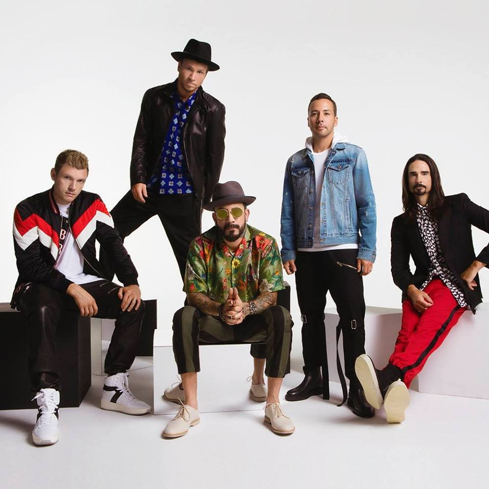 backstreet boys upcoming concerts in singapore in 2019