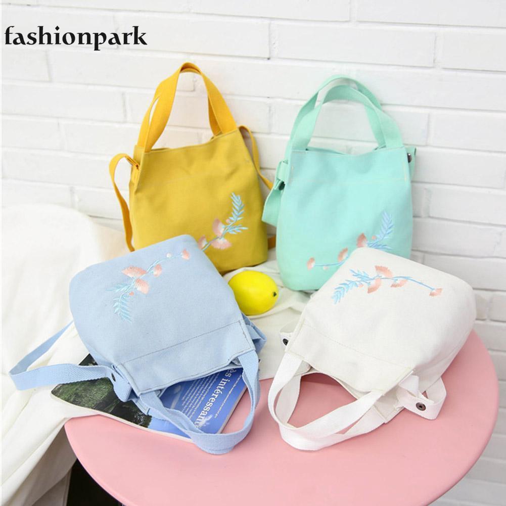 Flower Bags Handbag Casual Crossbody Bag