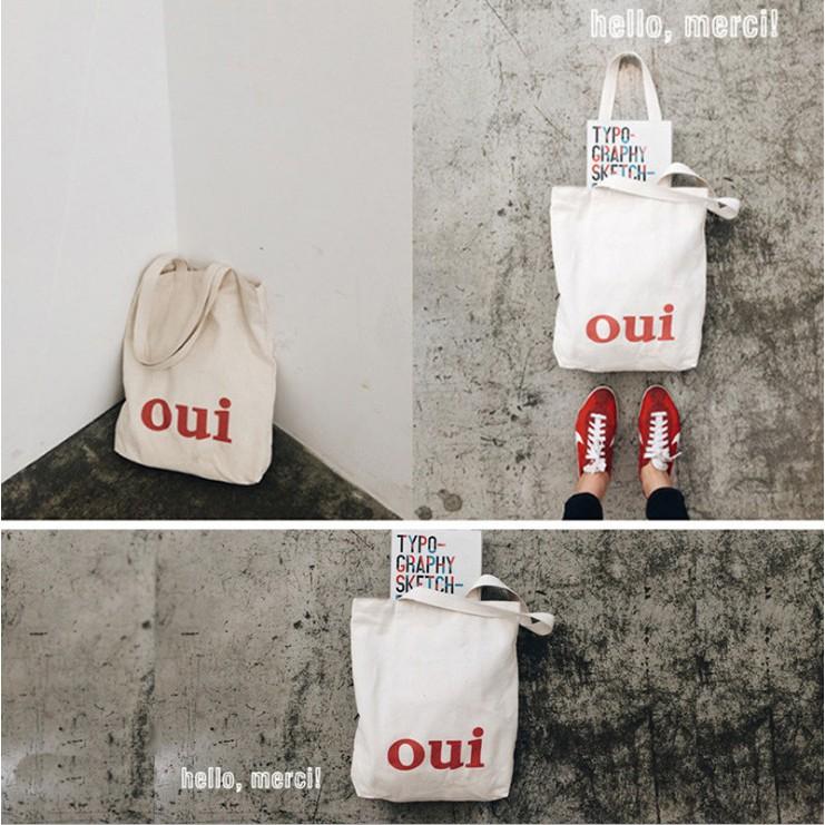 Harajuku Style Letter Female Shoulder Bag