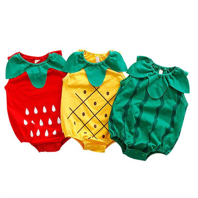 Fruit Jumpsuit