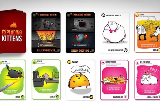 best adult card games exploding kittens expansion