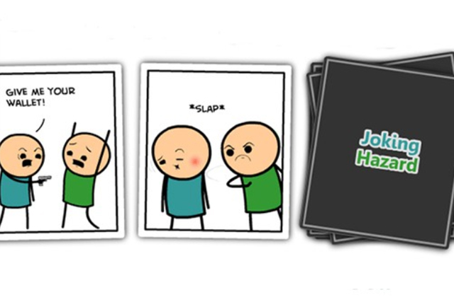 best adult card games joking hazard cyanide and happiness