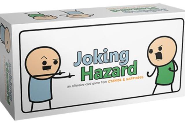 best adult card games joking hazard