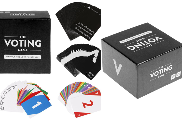 best adult card games the voting game