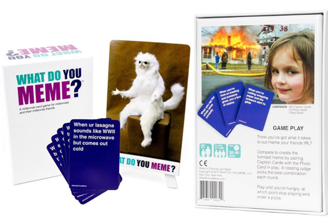 best adult card games what do you meme