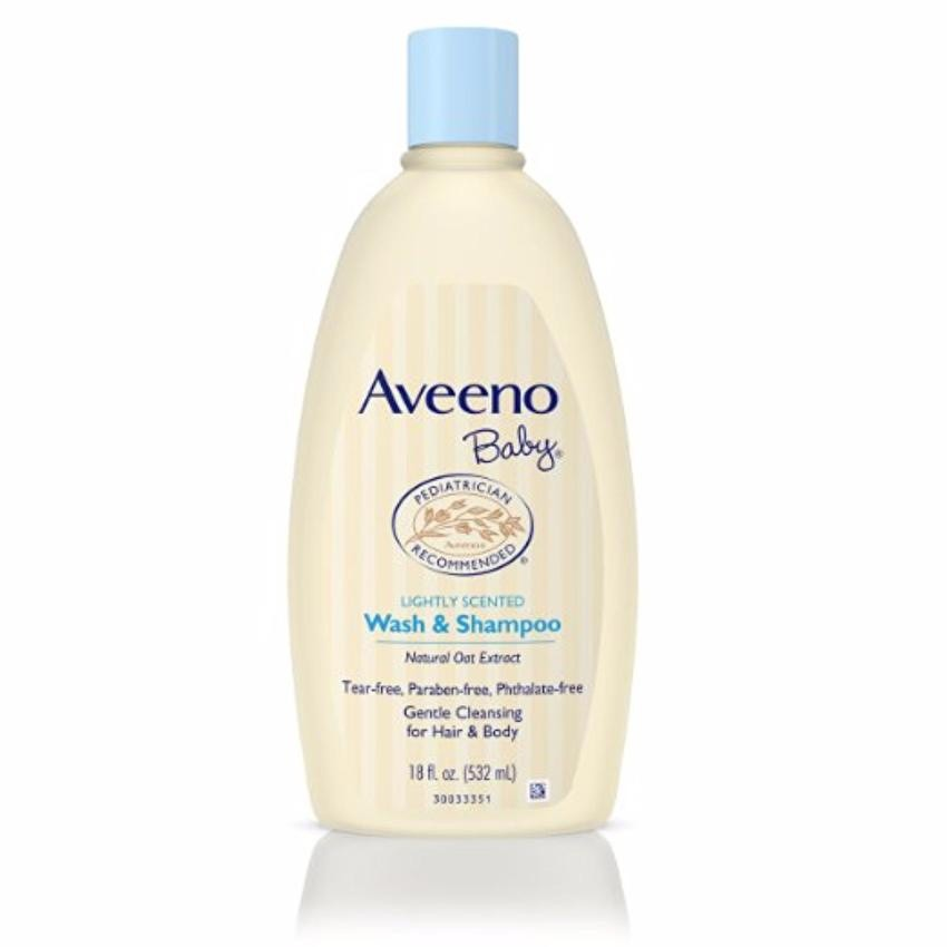 best baby skincare products aveeno