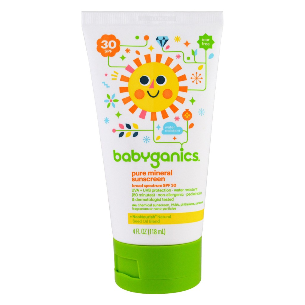 best baby skin care products babygenics sunscreen